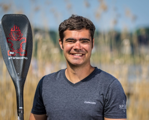 Portrait Thomas Pfannkuch, Juror Isarnetz Creator Award 2020 in der Kategorie Travel & Sport