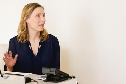 Portrait Nicola Neubauer, Jurorin Isarnetz Creator Award 2020 in der Kategorie Lifestyle